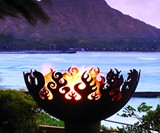 Great Bowl O' Fire Steel Firepit