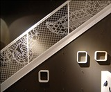Lace Fence Interior Stair Guardrail