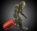 Life-Size Bigfoot Statue