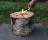 Light 'n Go Bonfire Log