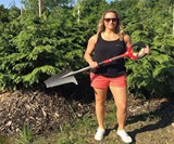 Radius Garden Root Slayer Shovel