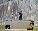 SOAK Wood-Fired Hot Tub