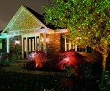 Star Shower Outdoor Laser Christmas Lights