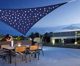 Starry Night Sun Shade Sail