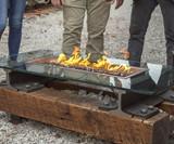 Trackside Sound Reactive Fire Pit