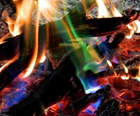 Mystical Fire Campfire Colorant
