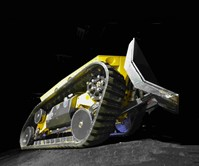 TerraMec Robotic Mini Bulldozer