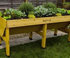 VegTrug Urban Vegetable Planter