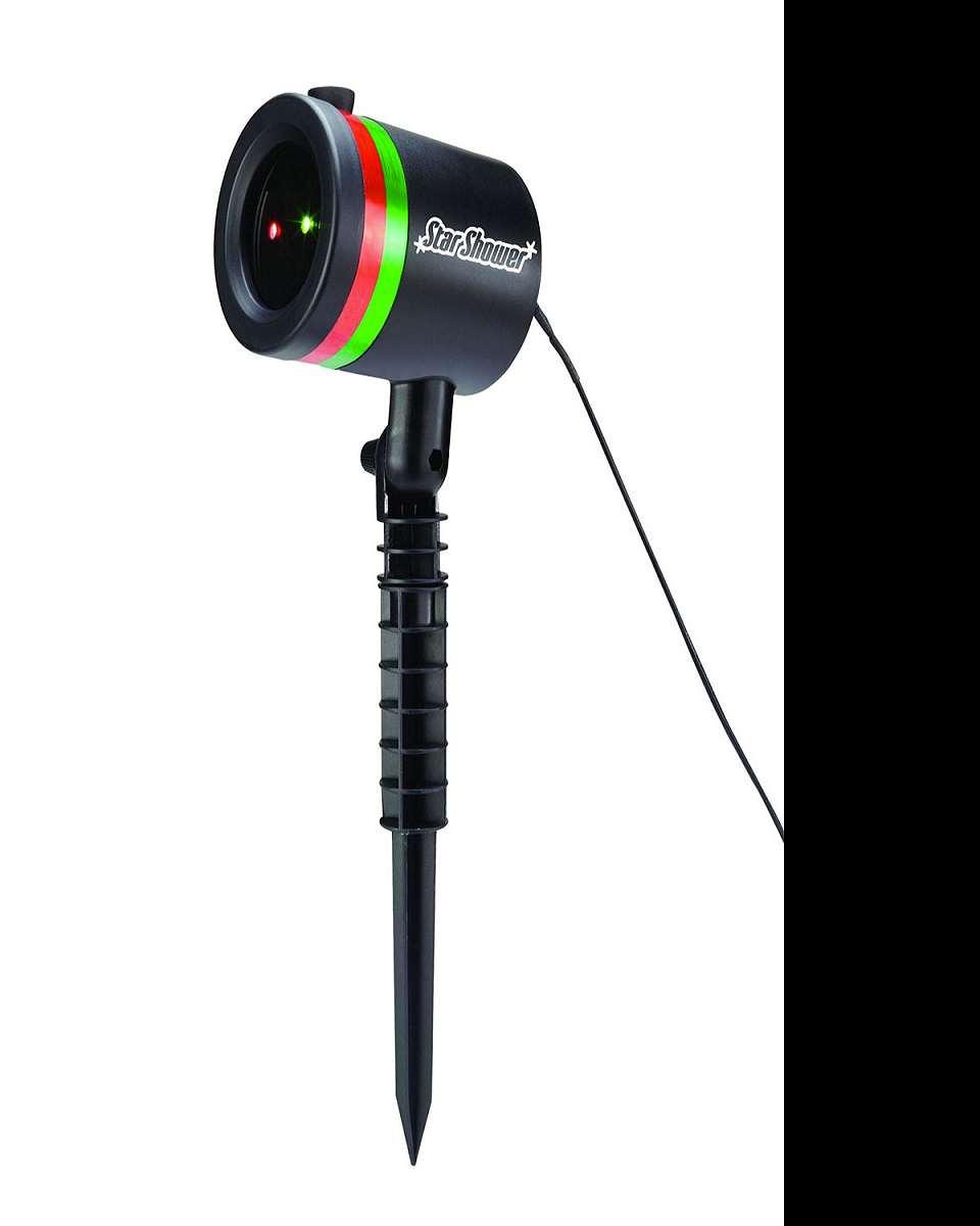 Star shower laser christmas lights for Star shower projecteur