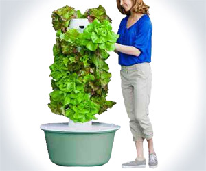 Captivating Tower Garden Growing System ...