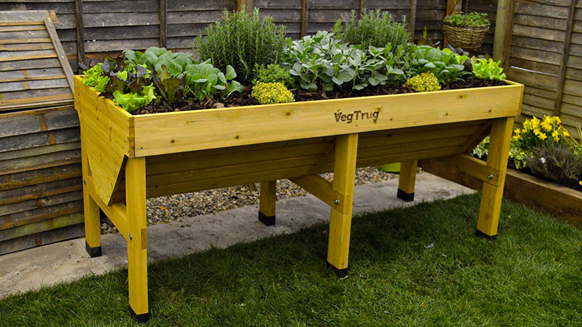 Amazon Garden Bed Corner Joints