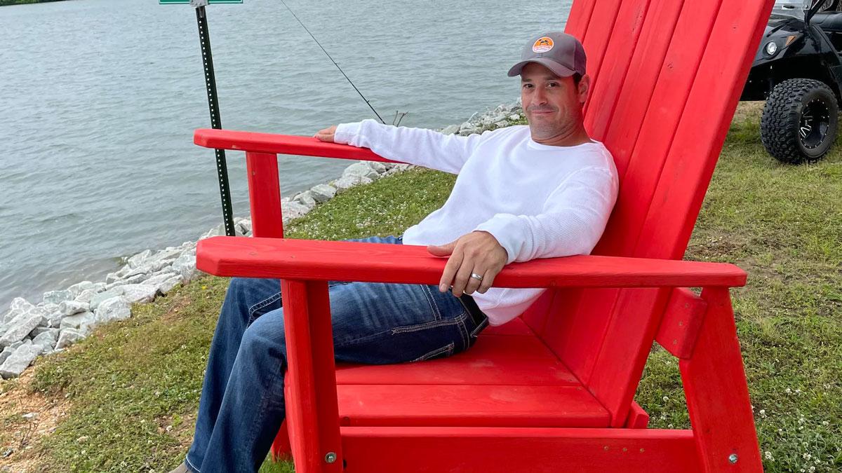 Giant Adirondack Chair