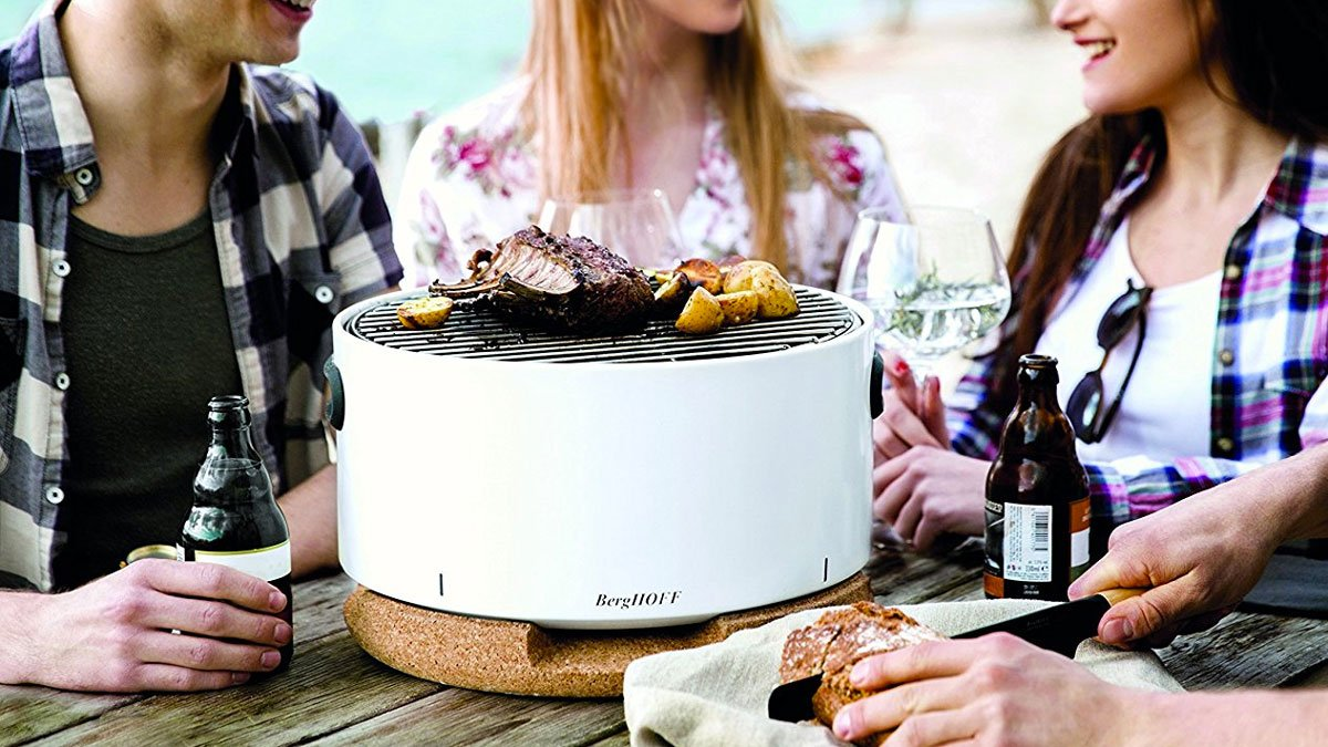 BergHOFF Portable Table BBQ
