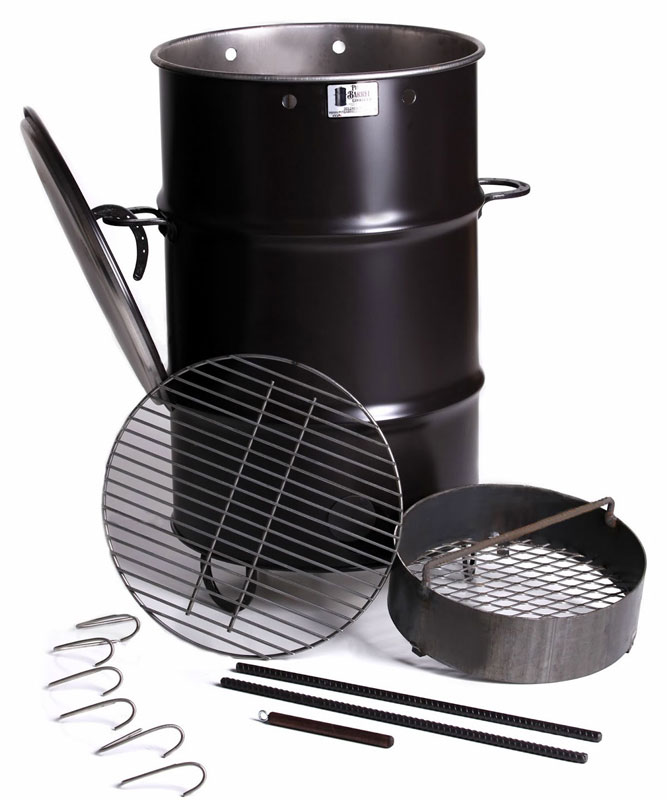pit barrel cooker. Black Bedroom Furniture Sets. Home Design Ideas