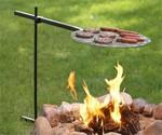 Bob-A-Que 360 Swivel Outdoor Grill