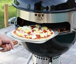 Woodfired Kettle Grill Pizza