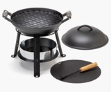 Barebones Living All-In-One Cast Iron Grill