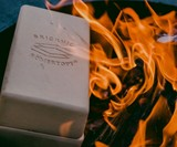 Bricknic Modular Campfire & BBQ Cooking Bricks