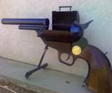 Colt .45 BBQ Grill - Open Lid