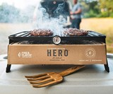 Fire & Flavor Hero Grilling System
