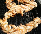 Flexible Grilling Skewers