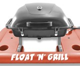Float'N'Grill Floating Propane Grill