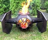 Galaxy Grill - TIE Fighter BBQ