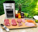 INFERNO Perfect Sear, Ultrafast Infrared Grill