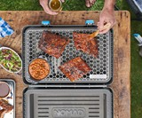 NOMAD Briefcase Grill & Smoker