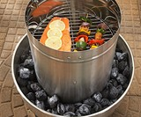 Orion Cooker Convection BBQ Smoker
