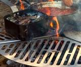 Spare Tire BBQ Grill