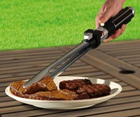 Lightsaber BBQ Tongs