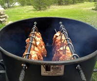 Pit Barrel Cooker