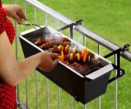 Balcony Barbecue
