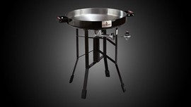 FireDisc Carbon Steel Grill