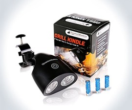 Grill Kindle Superbright BBQ Light