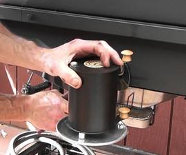 Smokemiester BBQ Smoker Grill Converter
