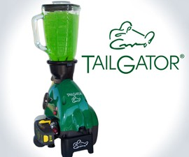 TailGator - Gas Powered Blender