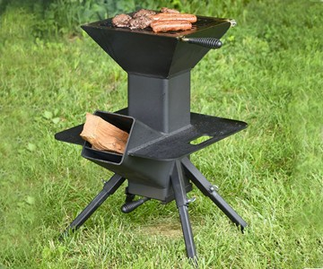 Superieur Watchman Outdoor Cooking Stove