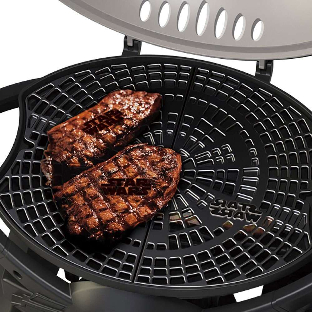 Star Wars Tie Fighter Gas Grill Dudeiwantthat Com