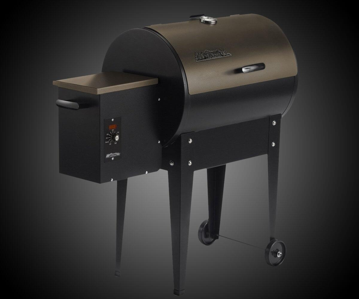 Traeger Junior Wood Pellet Grill