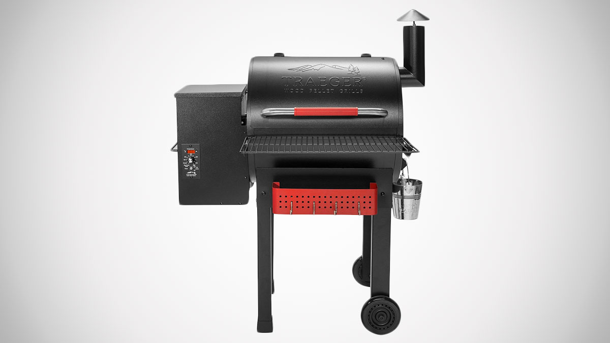 Traeger Renegade Elite Wood Pellet Grill & Smoker