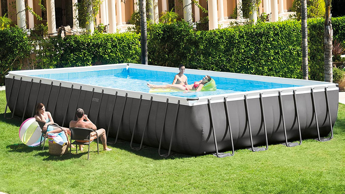 Intex Full Size Above Ground Pool