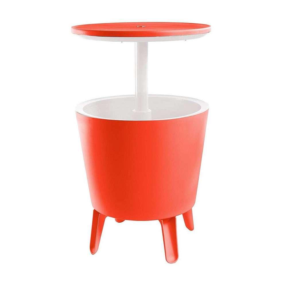 Keter Cool Bar Outdoor Table Amp Cooler Dudeiwantthat Com