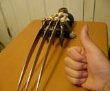Wolverine Style Hand Claw Dagger-9447