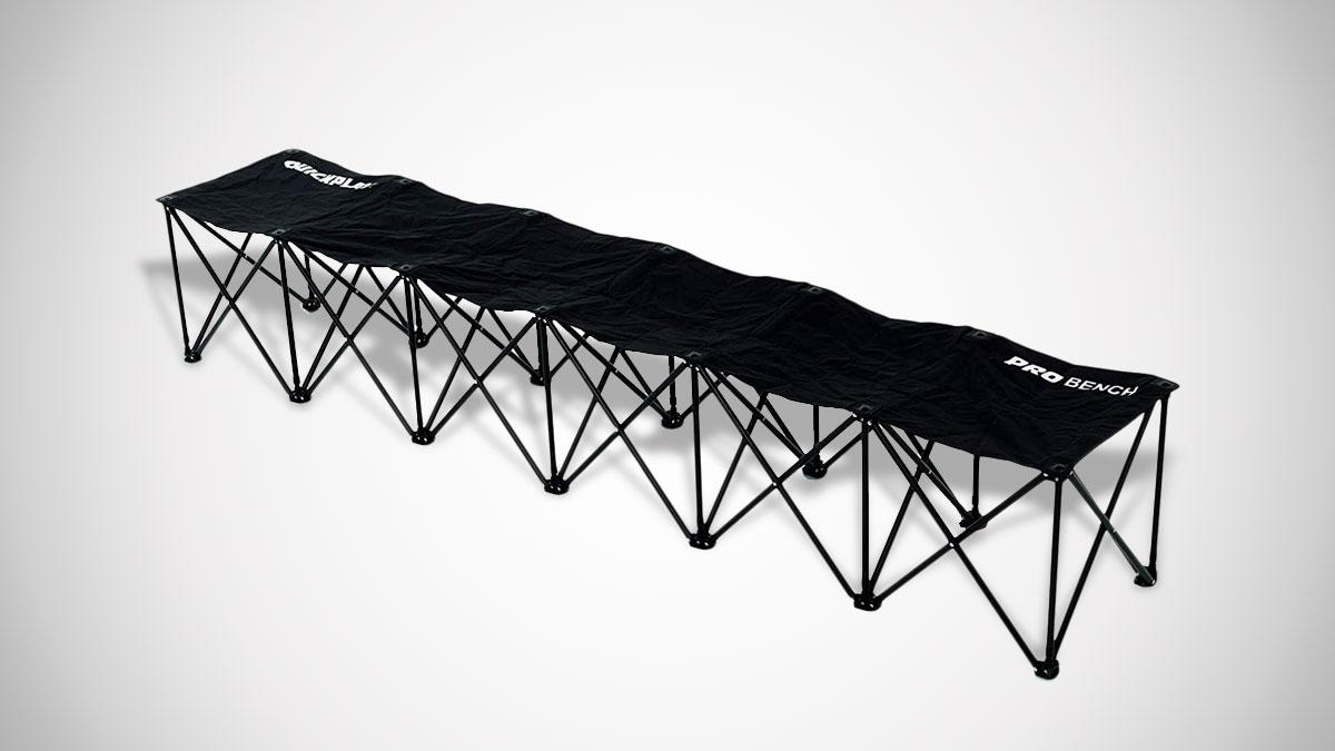 QUICKPLAY PRO Portable Folding Bench