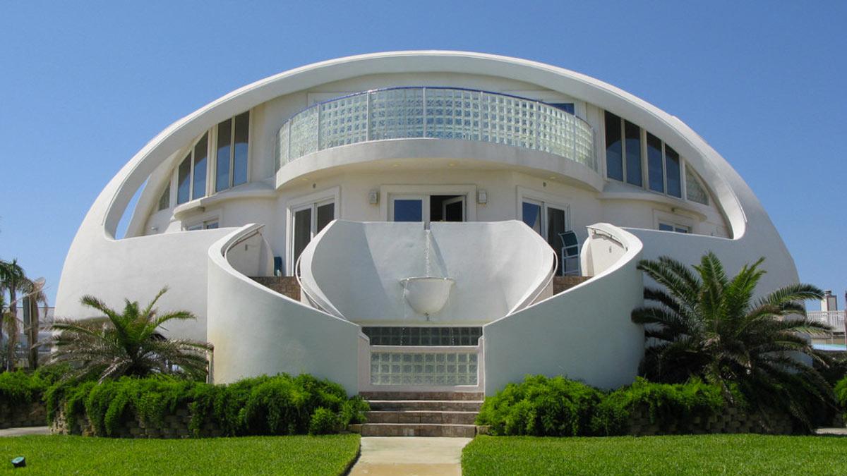 Hurricane Proof Dome Home