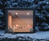 Backcountry Hut Company System S Prefab Sauna