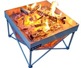 Campfire Defender Pop-Up Fire Pit