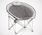 CORE Oversized Padded Saucer Chair
